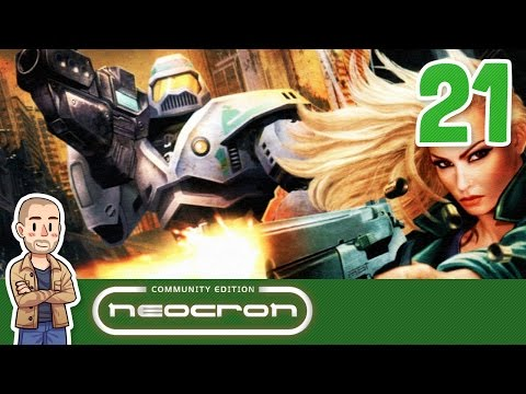 Neocron Gameplay Part 21 - New Weapons - Let's Play Walkthrough Playthrough