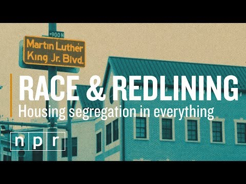 Housing Segregation And Redlining In America: A Short History | NPR