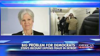 Recount in Detroit shows massive voter fraud by Liberal Democrats