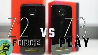 Moto Z2 Force vs Z3 Play - LA VERDAD OCULTA