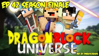 Dragon Block Universe [Part 42 SEASON FINALE]: Can We Defeat Super Buu?!