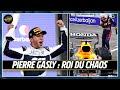 PIERRE GASLY : ROI DU CHAOS ! Les Pistonnés F1 43
