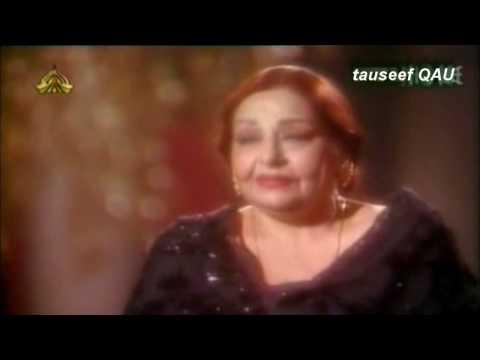 Farida khanum sings Iqbal(PTV Live)- Gaiso-e-tabdaar ko aur bhi taabdar kar[HD]