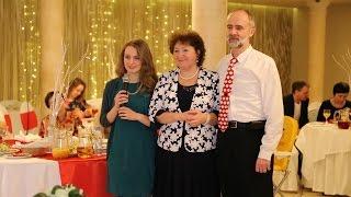 Коля и Оля - Венчание-поздравления