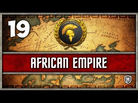HANNIBAL WOULD BE PROUD | African Empire #19 - Mini Campaign - Finale Terminus Total War Imperium