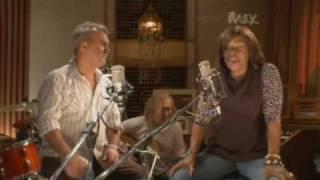 Jimmy Barnes & Marcia Hines -