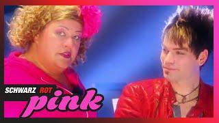 Magic Cindy | Schwarz, Rot, Pink | SAT.1