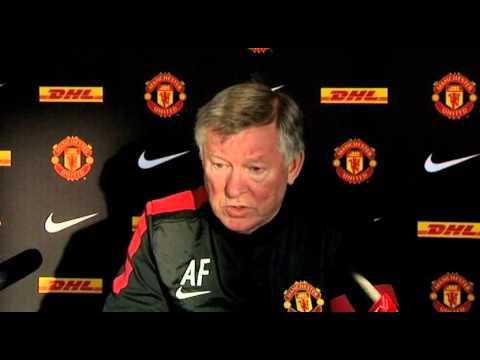 Sir Alex Ferguson takes dig on Rafa Benitez | ISNTV