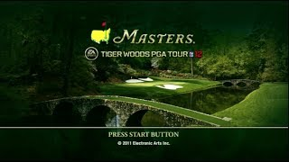Tiger Woods PGA Tour 12: The Masters - 2 Player Round - Pebble Beach (12-17-17)