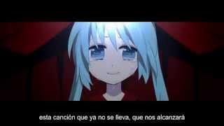 (Suzumu - Hatsune Miku) La solitaria tu y la solitaria yo (Sub español)