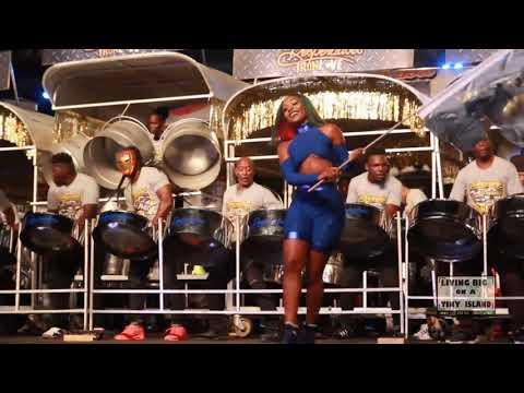 Panorama 2019 Semi Finals - Desperadoes - Iron Love
