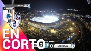 Resumen - Querétaro 2-0 Pachuca - Semifinales Liga MX