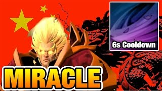 Miracle- Play Invoker In Perfect World - Dota2 7.02