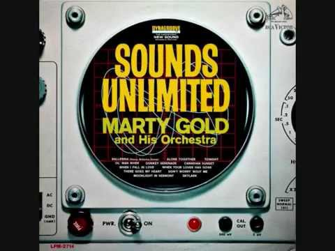 Marty Gold - Sounds unlimited (1963)  Full vinyl LP