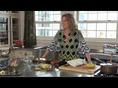 New Tracy Porter Cooking Video... Couscous Vegetable Gratin!