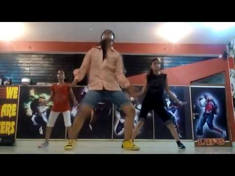 Husn hai suhana ll dance ll ldg studio
