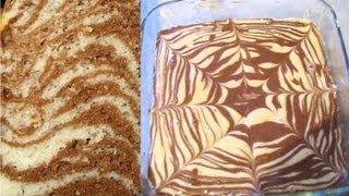 """Торт """"ЗЕБРА"""" на мамин ДР. Mermer Kek."""