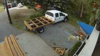 Wood Truck Bed Ford F-450