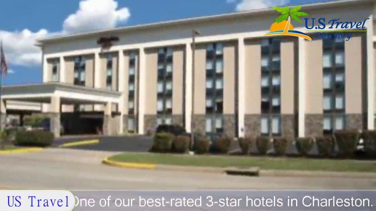 Hampton Inn Charleston Downtown Civic Center Hotels West Virginia