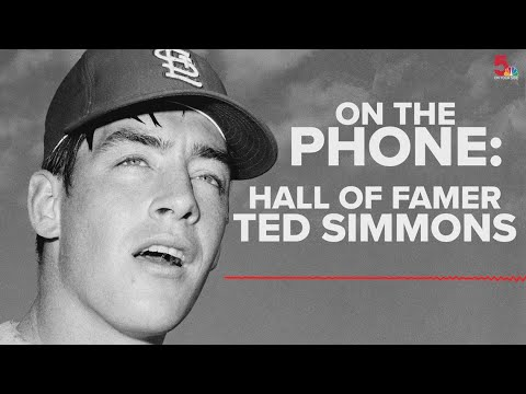 Ted Simmons finally makes the Hall of Fame