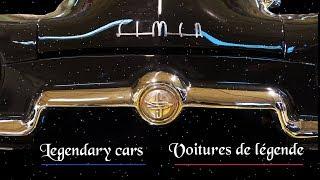SIMCA voitures de légende, Legendary cars. CAAPY