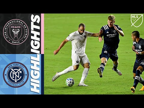 Inter Miami New York City Goals And Highlights