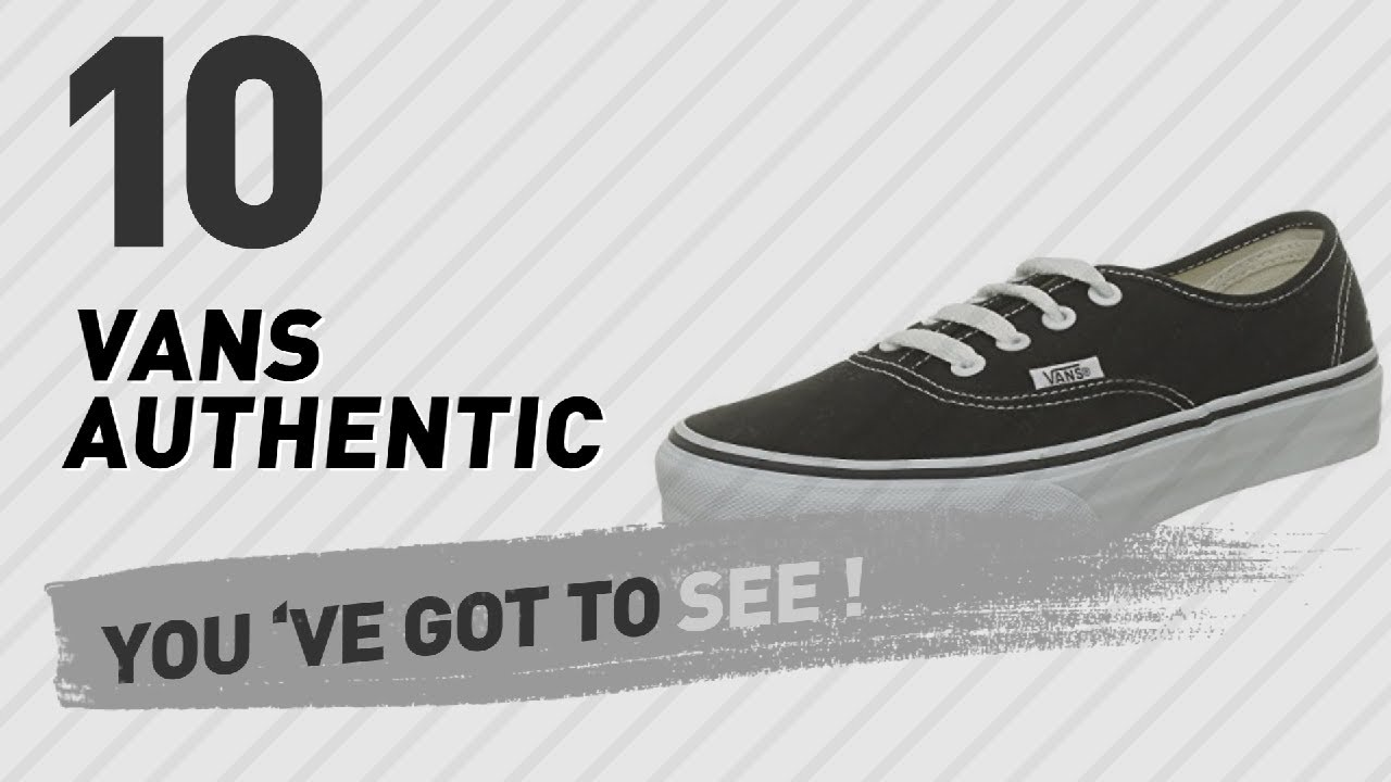 Vans Authentic, Women Fashion Collection // New & Popular 2017