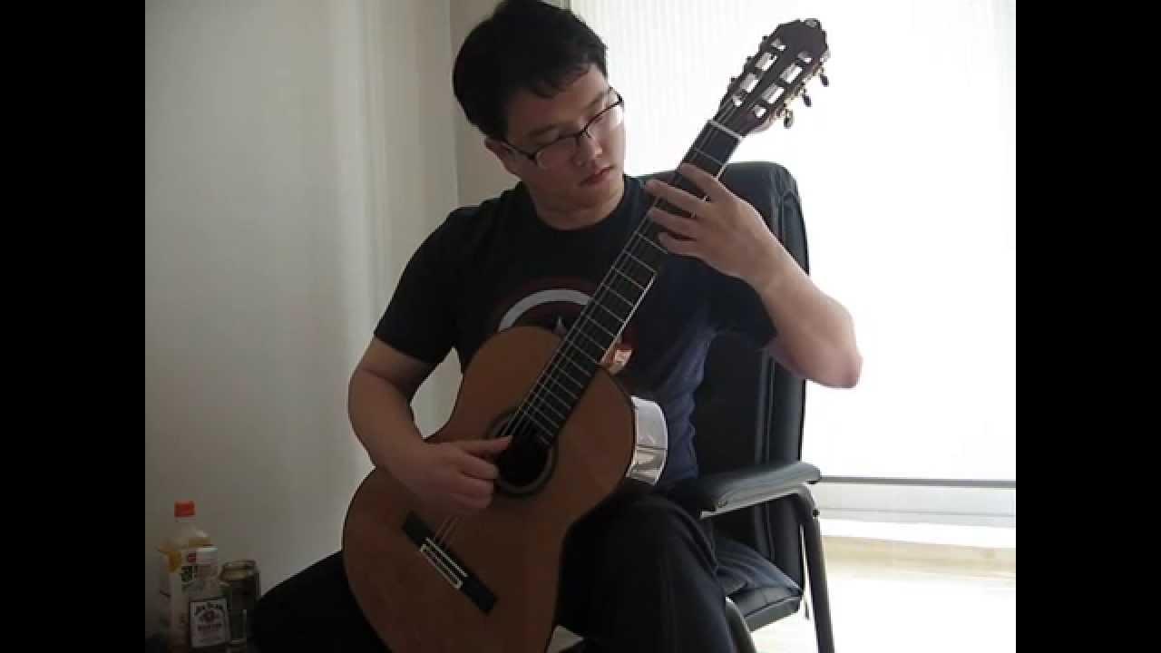 The Avengers theme [Marvel] (Alan Silvestri) - Classical guitar