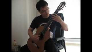 The Avengers theme [Marvel] (Alan Silvestri) - Classical guitar cover by LEEGH
