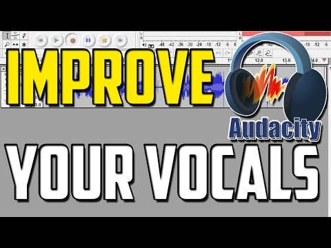 """""""How to Make Your Voice Sound Better in Audacity"""" - How to Edit Gameplay Commentaries"""
