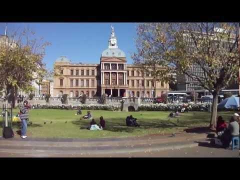 Pretoria Church Square: 4 June 2012