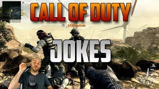 Call of Duty Jokes: Hook Hand Edition - An LOL Idol Episode