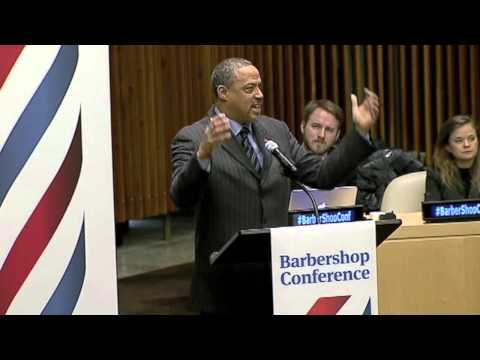 Barbershop Conference- Donald McPherson