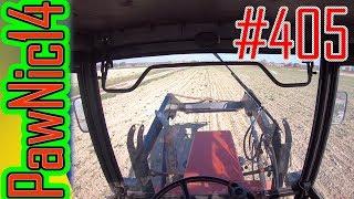 Zwalczanie chwastów w pszenicy ozimej - Życie zwyczajnego rolnika #405