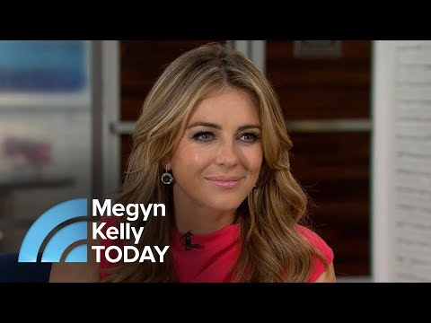 Elizabeth Hurley On Her Breast Cancer Work And Acting In 'The Royals' | Megyn Kelly TODAY