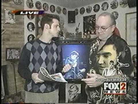 Eddie Elvis Fox 2 Interview 1/7/03