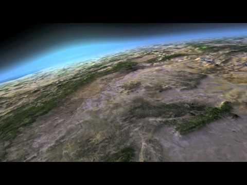 3D Weather Globe & Atlas Video