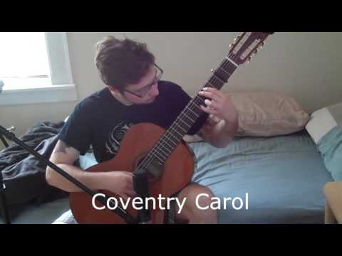 5 Renaissance Songs on Classical Guitar (Part I)