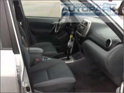 2002 Toyota RAV4   Fayetteville AR