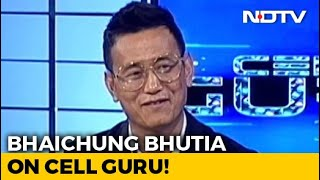 Bhaichung Bhutia On Tech That Drives Him