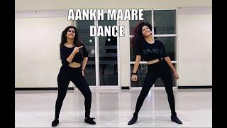 AANKH MAARE | SIMMBA | DANCE | CHOREOGRAPHY | DUET | RANVEER | SARA