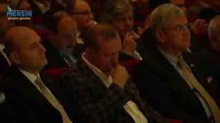 Cumhurbaşkanı Recep Tayyip ERDOĞAN Uluslararası 8. İş Sağlığı ve Güvenliği Konferansı