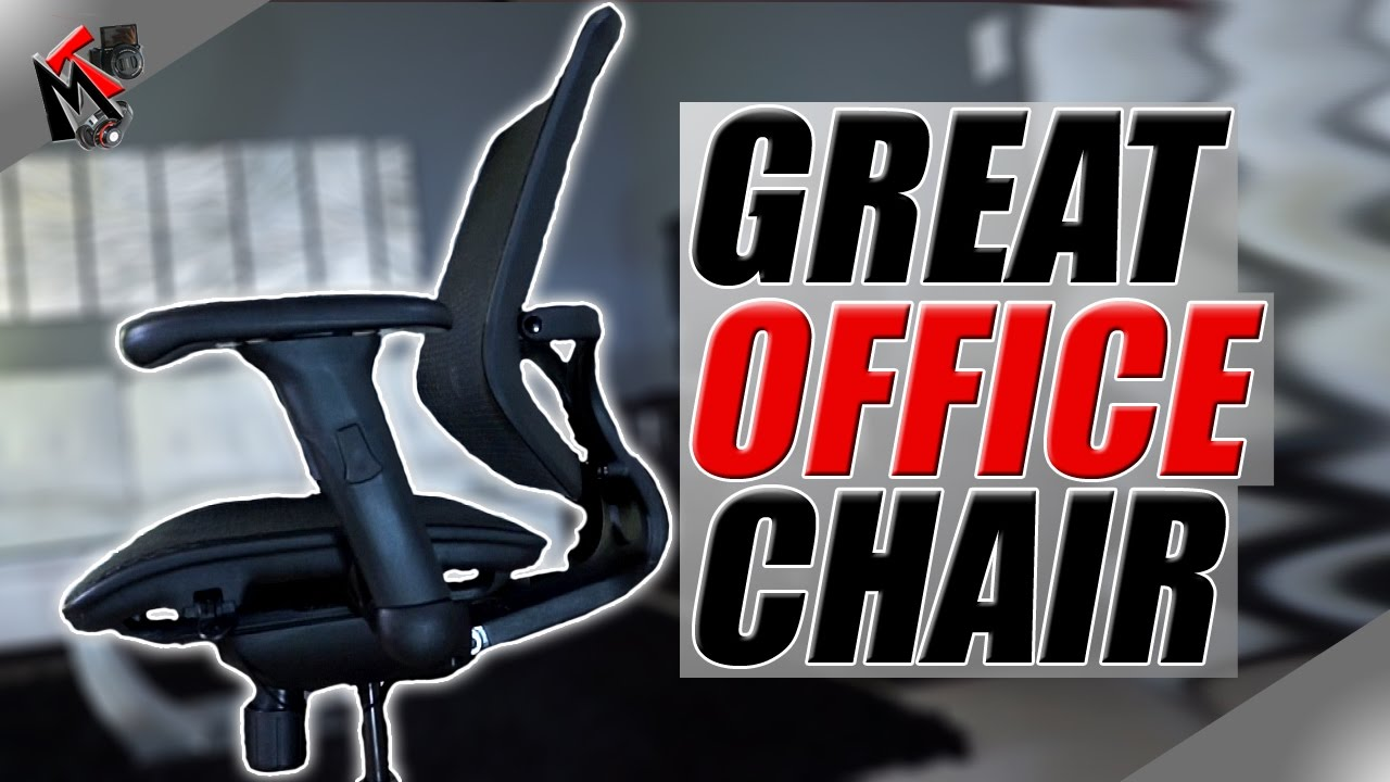 workpro 1000 series mid-back mesh task chair- office chair - youtube