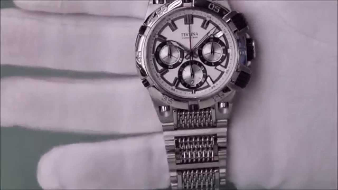 938fc9e186a Hands on with the Festina F16774 1 - YouTube