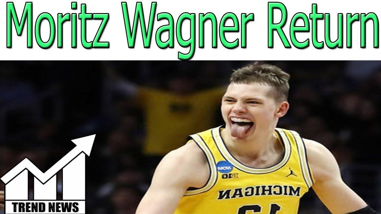 f6b5dc6d1d26 Lakers News  Moritz Wagner to Return vs. Mavericks After Knee Injury ...
