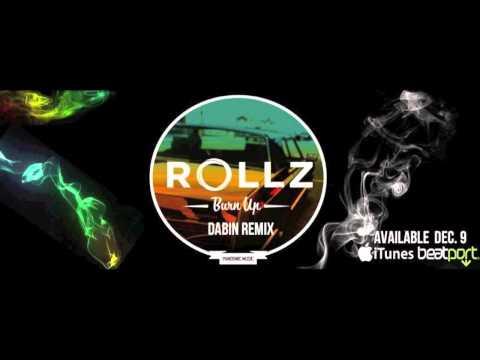Rollz - Burn Up feat. Katie's Ambition (Dabin Remix)