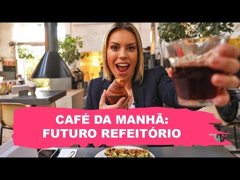 MELHOR CROISSANT   FUTURO REFEITÓRIO  CAFÉ DA MANHÃ  Go Deb
