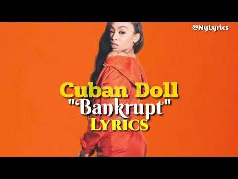 Cuban Doll - Bankrupt Lyrics (Aaliyah Keef Mixtape)