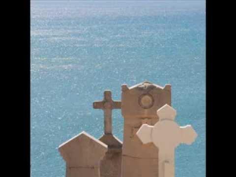 VALÉRY, Paul - Le cimetière marin.