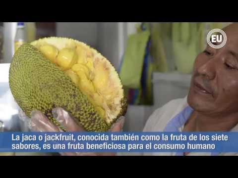 Jaca Beneficiosa Fruta De 7 Sabores Salud Vida Y Estilo El